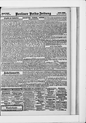 Berliner Volkszeitung vom 21.04.1907