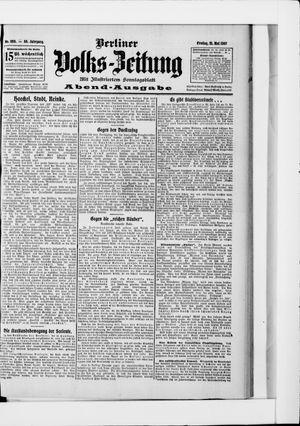 Berliner Volkszeitung vom 31.05.1907