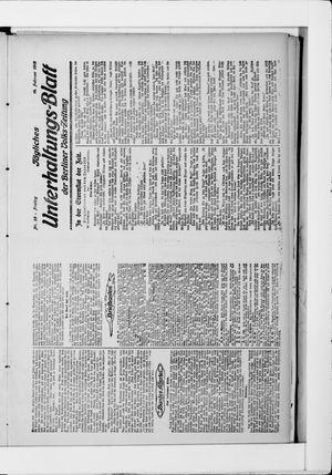 Berliner Volkszeitung vom 14.02.1913