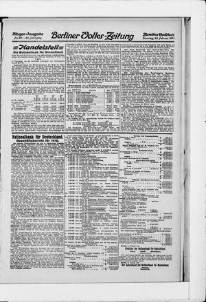 Berliner Volkszeitung vom 25.02.1913