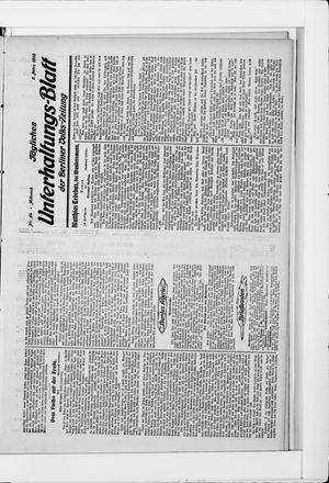 Berliner Volkszeitung vom 05.03.1913
