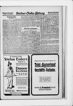 Berliner Volkszeitung on Mar 19, 1913