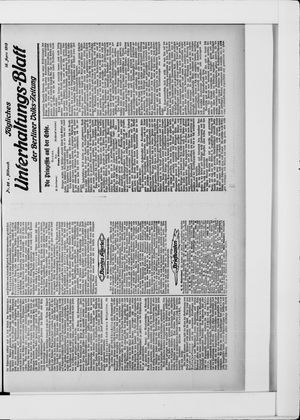 Berliner Volkszeitung vom 16.04.1913