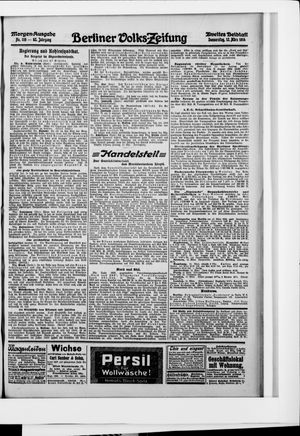 Berliner Volkszeitung vom 12.03.1914