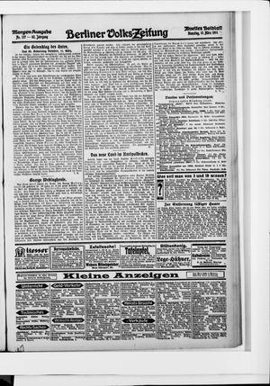 Berliner Volkszeitung vom 17.03.1914