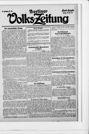 Berliner Volkszeitung on Mar 30, 1914