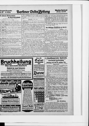 Berliner Volkszeitung vom 06.05.1914