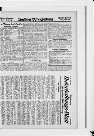 Berliner Volkszeitung vom 02.03.1915