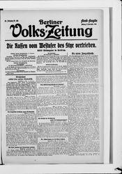 Berliner Volkszeitung (15.11.1915)
