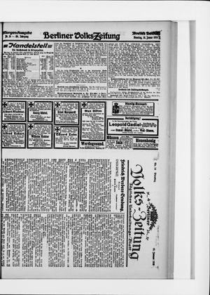 Berliner Volkszeitung vom 18.01.1916