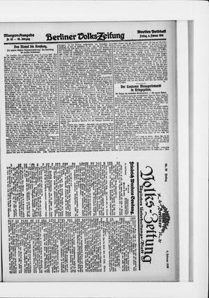 Berliner Volkszeitung vom 04.02.1916