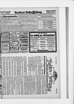 Berliner Volkszeitung vom 04.03.1916