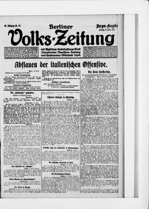 Berliner Volkszeitung vom 17.03.1916