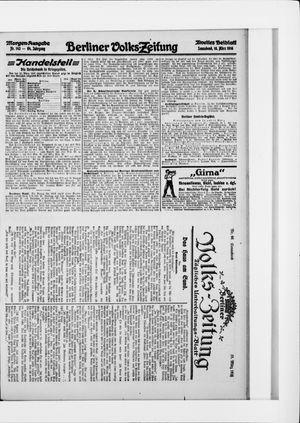 Berliner Volkszeitung vom 18.03.1916