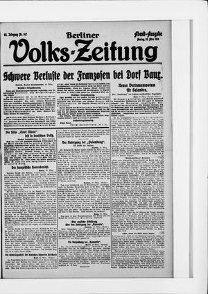 Berliner Volkszeitung vom 20.03.1916