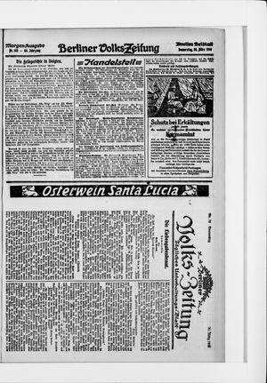 Berliner Volkszeitung vom 30.03.1916