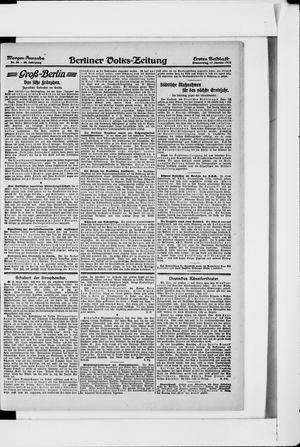 Berliner Volkszeitung vom 17.01.1918