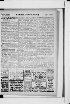 Berliner Volkszeitung vom 08.02.1918