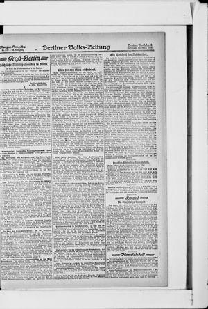 Berliner Volkszeitung vom 13.03.1918