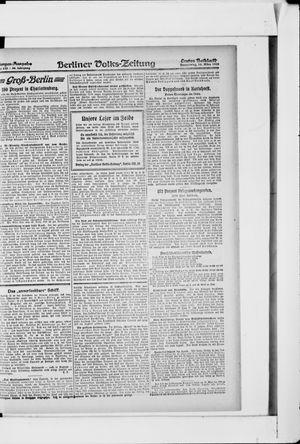 Berliner Volkszeitung vom 14.03.1918