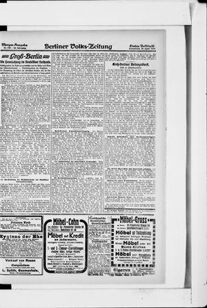 Berliner Volkszeitung vom 20.04.1918