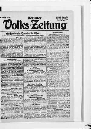Berliner Volkszeitung vom 10.04.1919