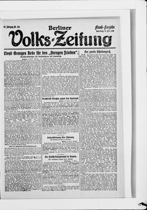 Berliner Volkszeitung vom 17.04.1919