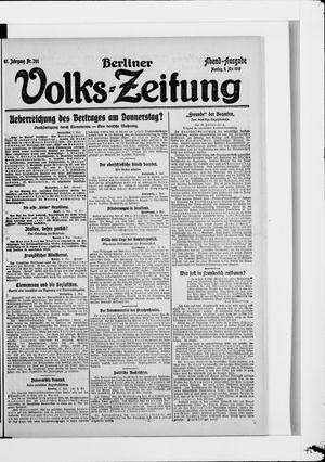 Berliner Volkszeitung vom 05.05.1919