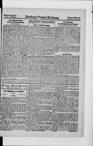 Berliner Volkszeitung vom 15.01.1920