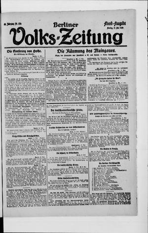 Berliner Volkszeitung vom 17.05.1920