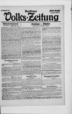 Berliner Volkszeitung vom 29.05.1920