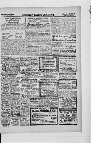 Berliner Volkszeitung vom 30.05.1920