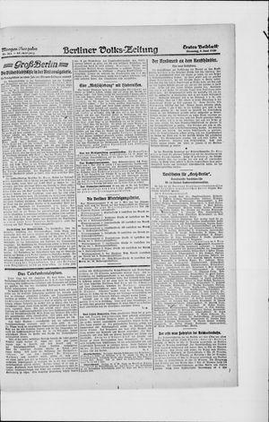 Berliner Volkszeitung vom 08.06.1920