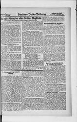 Berliner Volkszeitung (18.12.1920)