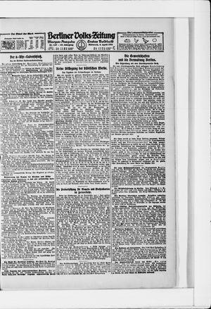 Berliner Volkszeitung vom 06.04.1921