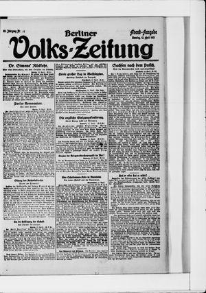 Berliner Volkszeitung vom 12.04.1921
