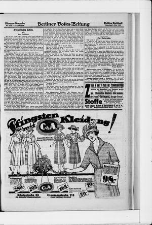 Berliner Volkszeitung vom 08.05.1921