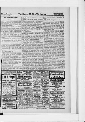 Berliner Volkszeitung vom 29.05.1921