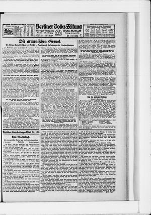 Berliner Volkszeitung vom 03.06.1921