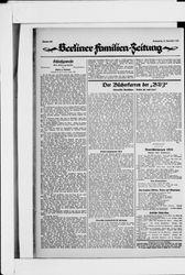 Berliner Volkszeitung (16.11.1922)