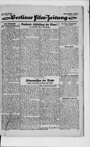 Berliner Volkszeitung on Feb 27, 1923