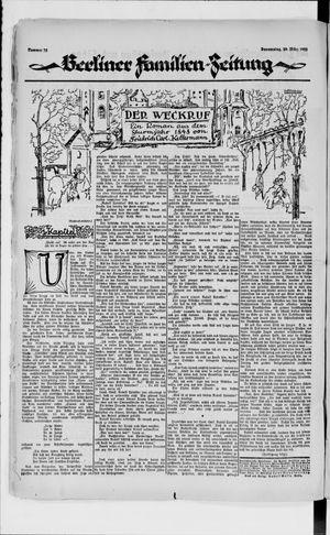 Berliner Volkszeitung vom 29.03.1923