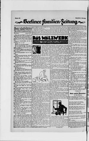 Berliner Volkszeitung vom 02.06.1923