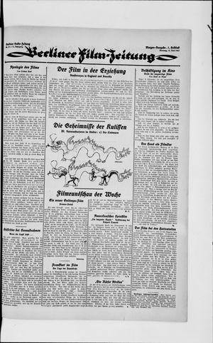 Berliner Volkszeitung vom 12.06.1923