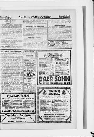 Berliner Volkszeitung vom 03.02.1924