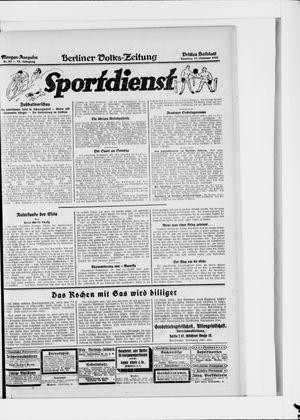 Berliner Volkszeitung vom 17.02.1924