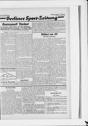 Berliner Volkszeitung vom 28.02.1924