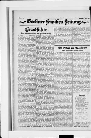 Berliner Volkszeitung vom 05.03.1924