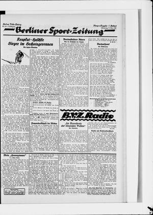 Berliner Volkszeitung vom 13.03.1924