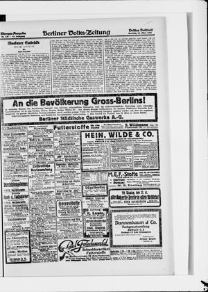 Berliner Volkszeitung vom 16.03.1924